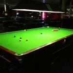 snookertafel bij westend snooker zaandam